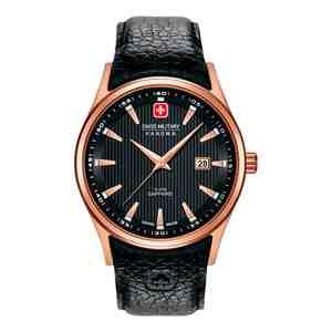 Pánské hodinky SWISS MILITARY HANOWA Navalus Rose Gold