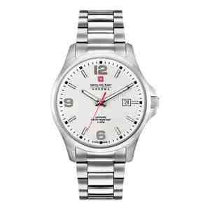 Pánské hodinky SWISS MILITARY HANOWA Observer White