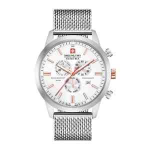 Pánské hodinky SWISS MILITARY HANOWA Chrono Classic Silver Rose Gold