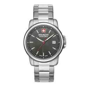 Pánské hodinky SWISS MILITARY HANOWA Swiss Recruit II Grey