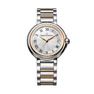 Dámské hodinky MAURICE LACROIX Fiaba Round Silver Gold