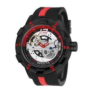 Pánské hodinky INVICTA S1 Rally Race Team Red Black