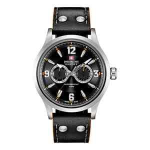Pánské hodinky SWISS MILITARY HANOWA Undercover Multifunction Black