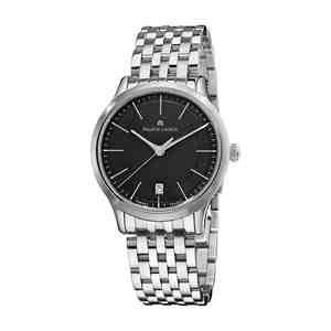 Pánské hodinky MAURICE LACROIX Les Classiques Silver Black