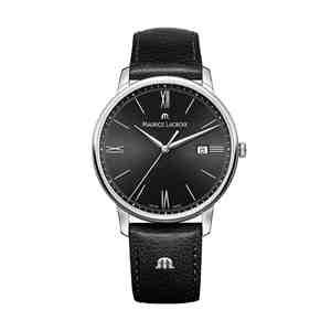 Pánské hodinky MAURICE LACROIX Eliros Silver Black