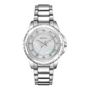Dámské hodinky BULOVA Diamond 96S144