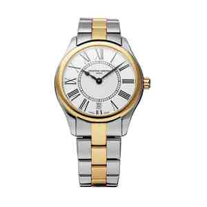 Dámské hodinky FREDERIQUE CONSTANT Classics Silver Gold