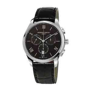 Pánské hodinky FREDERIQUE CONSTANT Classics Black