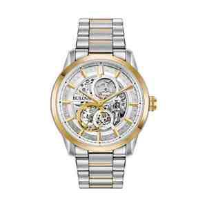 Pánské hodinky BULOVA Sutton Automatic 98A214