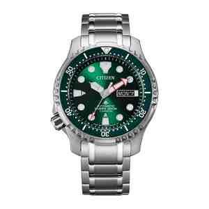 Pánské hodinky CITIZEN Automatic Diver NY0100-50XE